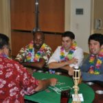 Island Casino Theme Party