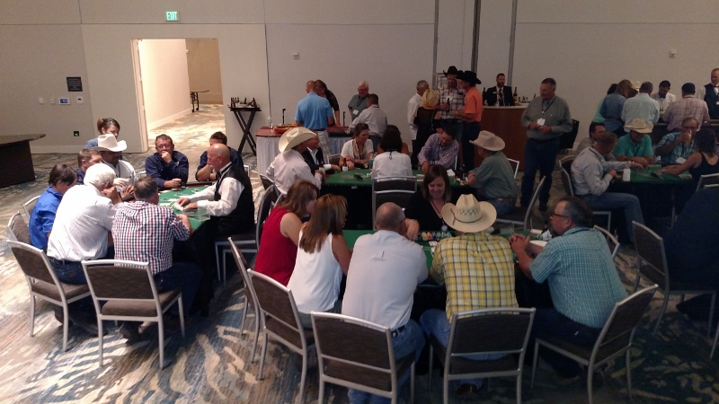 Cattle Feeders Casino Party