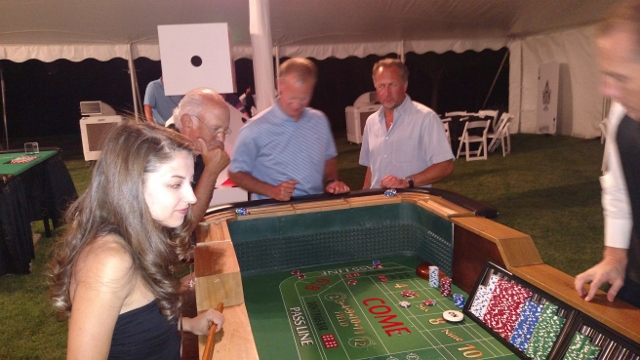 Cherry Creek Country Club Casino Night