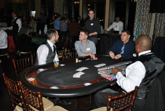 a casino event & casino party denver