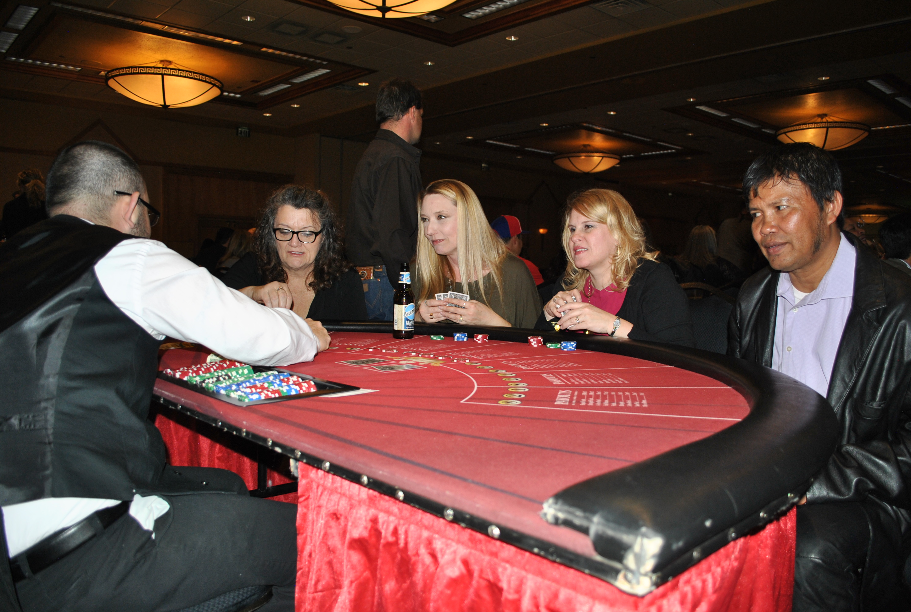 Casino party fort collins