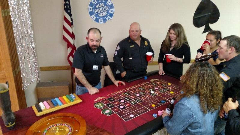 Cheyenne Wells Volunteer Fire Department