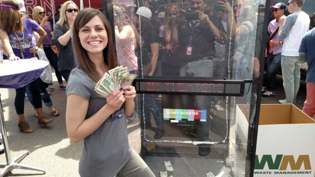 Cash Cube Money Machine