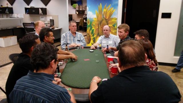 Heartland Acoustics Poker Tournament