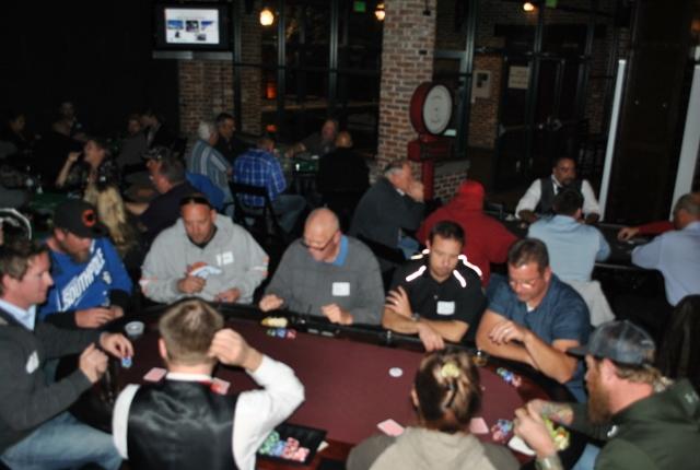 CPS Distributors Casino Night