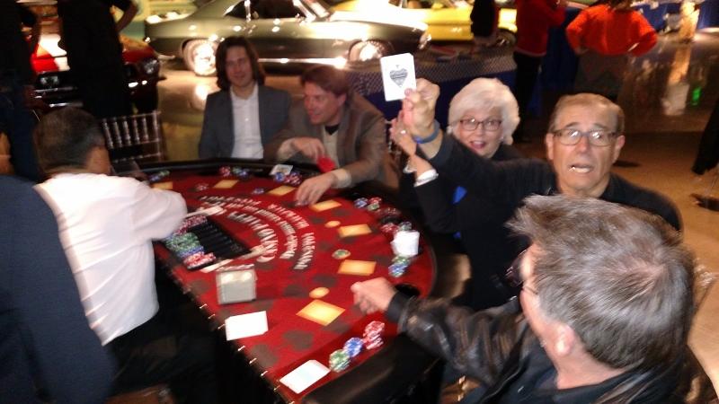 Rollin' Dreams 2017 Casino Night