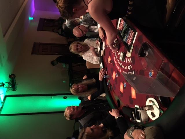 Dawson School PTO Casino Fundraiser