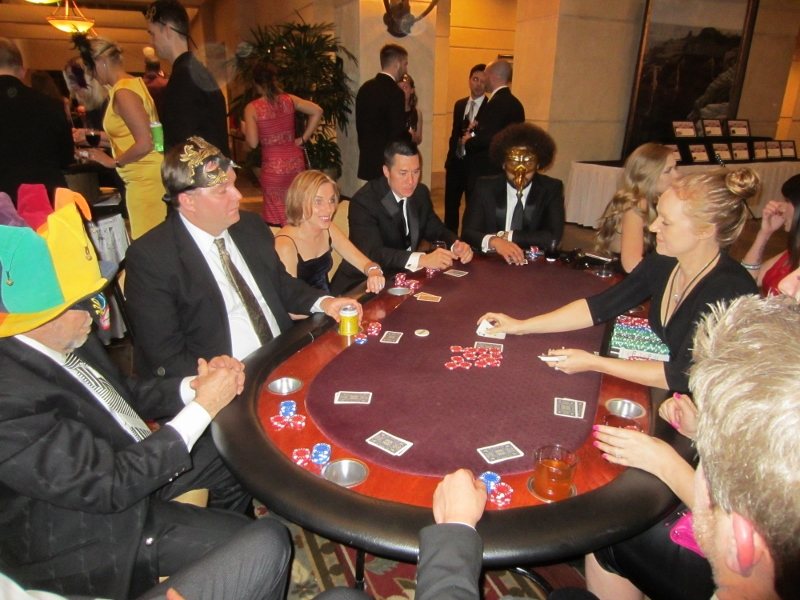 Chamber of Commerce Casino Party